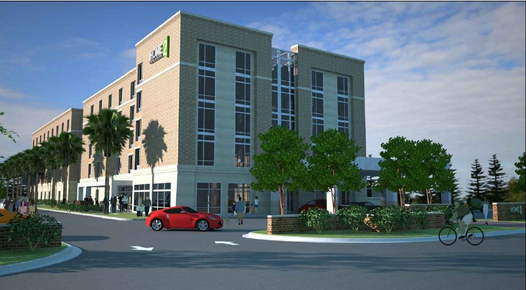 Home2 suites charleston sc construction professionals inc for Homes 2